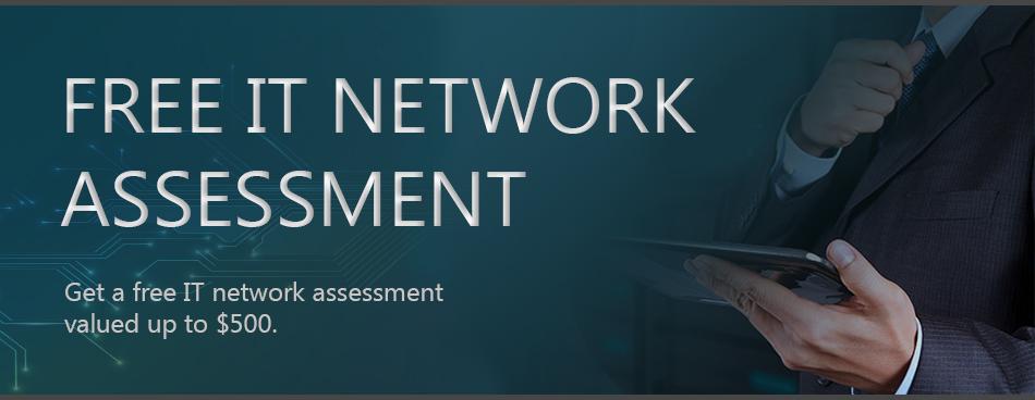Free IT Network Assessment